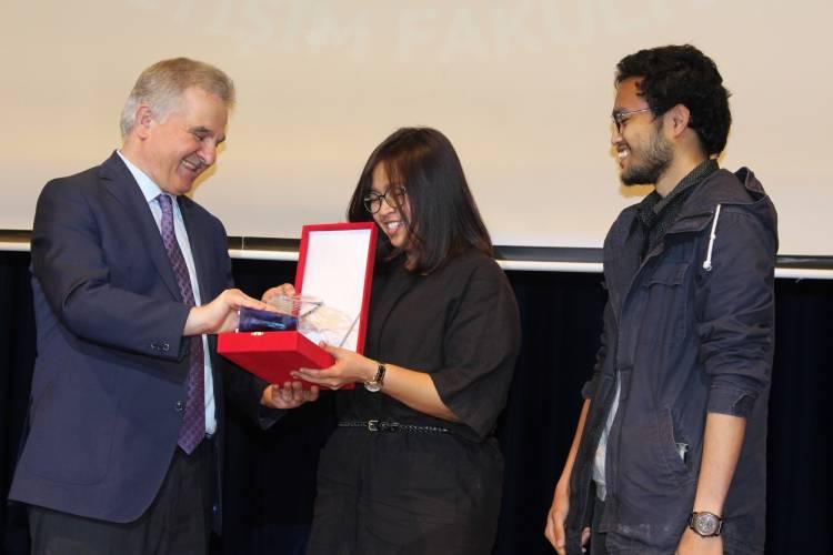 Golden Pumpkin Kısa Film Yarışması Ödülleri sahiplerini buldu